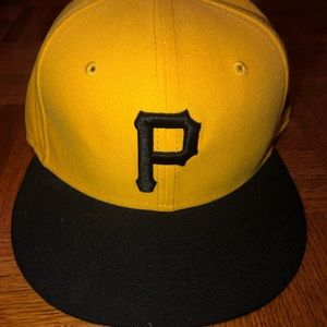 detailed look 4b8bf 4bcdb ... sale pittsburgh pirates new era 59fifty hat ba8ff 82468